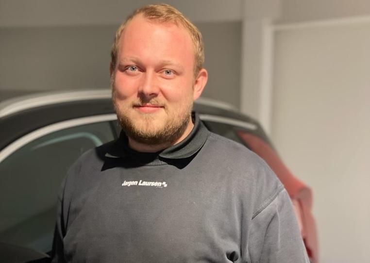 Jeppe Pedersen